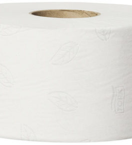 Papier de toilette Advanced Minijumbo blanc,2-couches